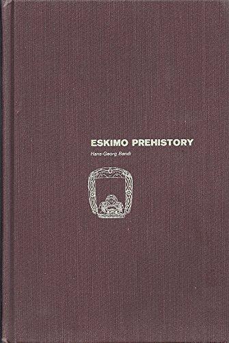 Eskimo Prehistory