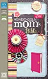 NIV, Homeschool Mom's Bible, Leathersoft, Pink: Daily Personal Encouragement