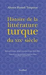 Histoire de la littérature turque du XIXe siècle