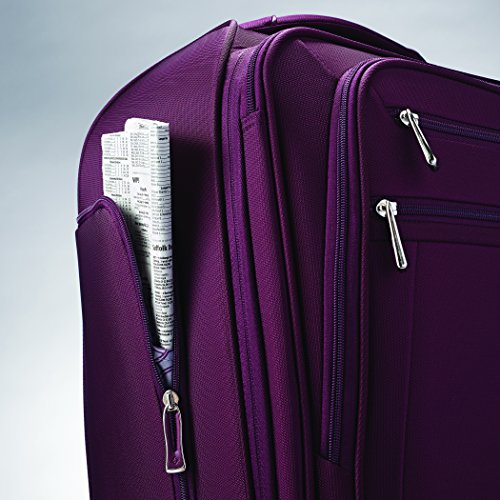 Samsonite Mightlight 2 Softside Spinner 30, Grape Wine