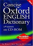 Concise Oxford English Dictionary, , 0198610025