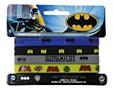 Batman DC Comics Batman 4 Mini Rubber Wristband Set