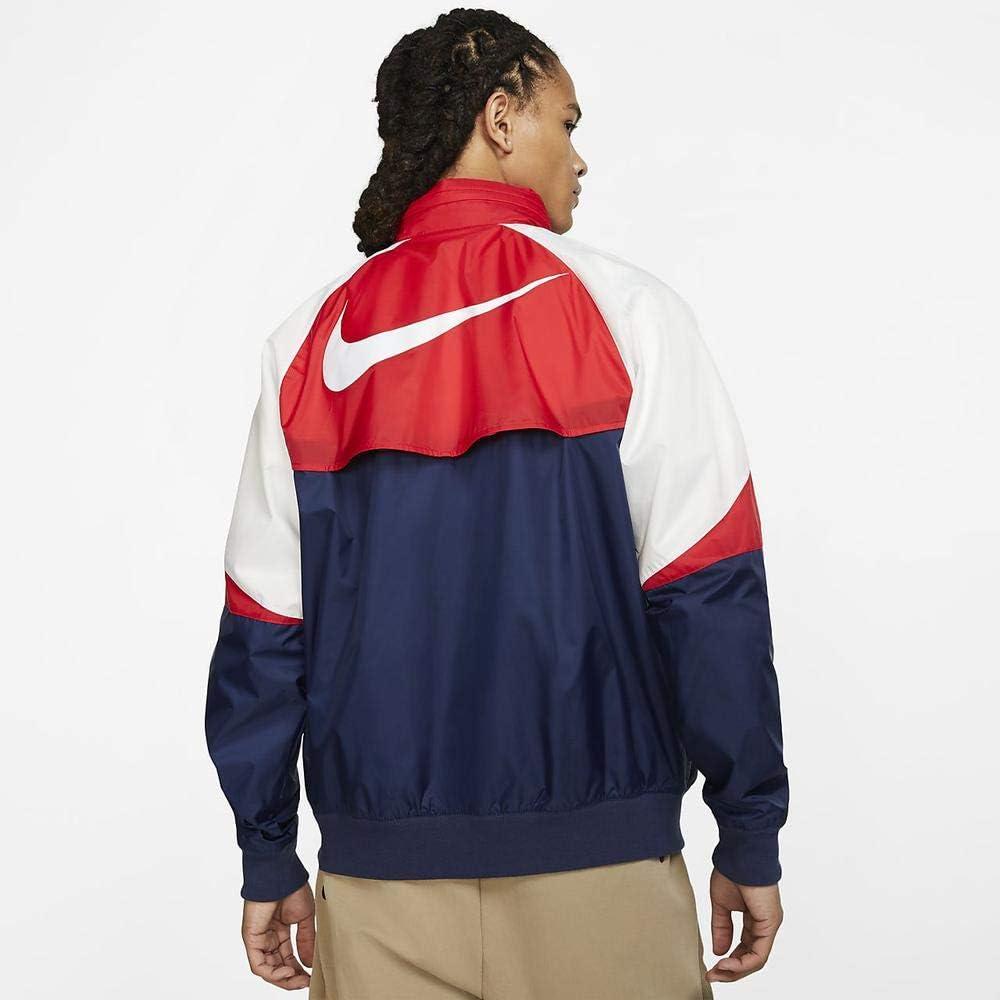 Nike Mitternacht-Marineblau / Universitä-rot/Weiß