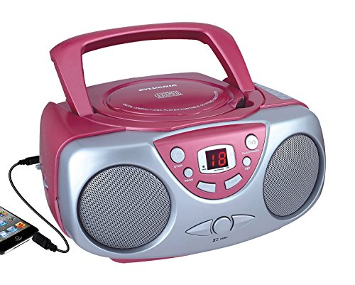 Best Portable Radio CD Player 2017 cover image