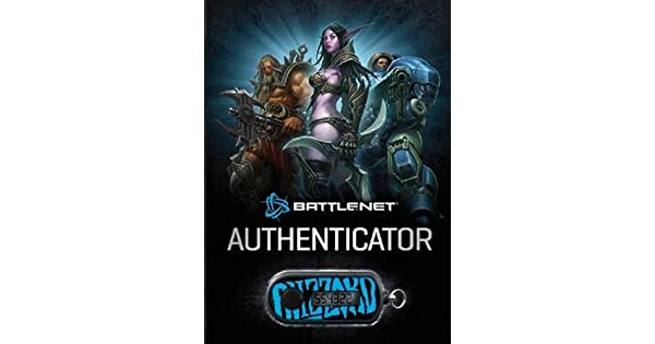 Blizzard Battle.net Authenticator [Importación alemana ...