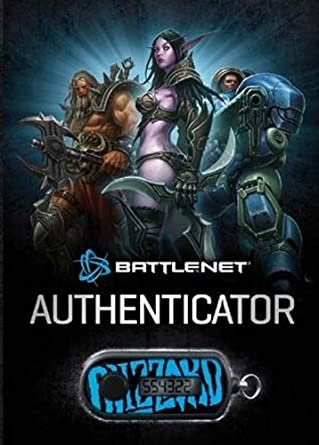 Blizzard Battle.net Authenticator [Importación alemana]: Amazon.es ...