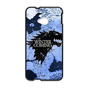 HTC One M7 Cell Phone Case Black Game of Thrones W8V2DE