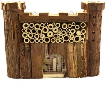 Insektenhotel Insektenhaus Nistkasten Brutkasten Insekten Bienen Hotel Burg