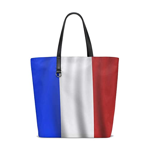 Amazon.com: Bolso bandera francesa bolso bolso bolso de mano ...