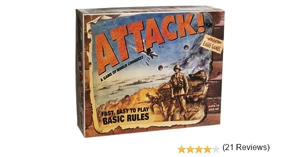 Eagle Games - Juego de Estrategia, de 2 a 6 Jugadores (Importado): Amazon.es: Juguetes y juegos