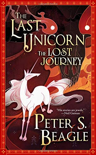 The Last Unicorn The Lost Journey