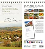 Donald Verger All Vermont Birthday Anniversary Perpetual Calendars - Best Reviews Guide