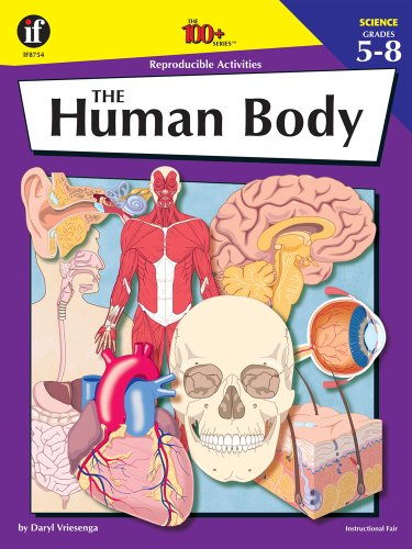 Human Body, Grades 5-8: 100+ Reproducible Activities
