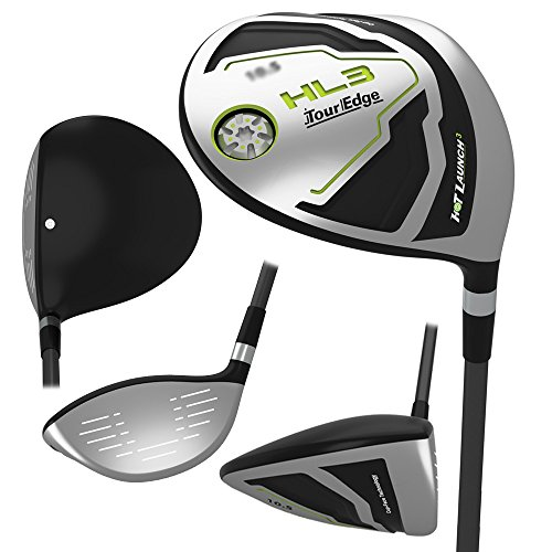 Tour Edge Golf- Hot Launch 3 Driver