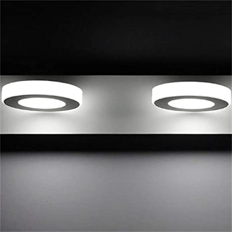 Amazon.com: WLBD - Lámpara de pared de 6 W con espejo LED ...