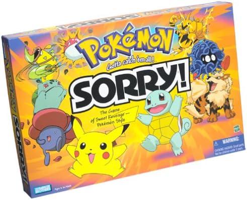 Pokemon Sorry!