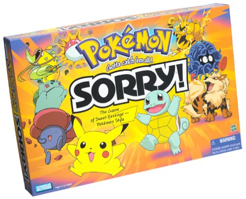 sorry board game parker brothers - 9