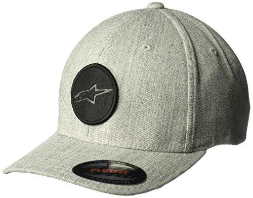 Alpinestars Edge - Alpinestars Men's Noted Hat, Grey Heather, L/XL