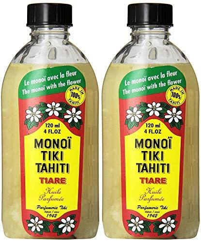 Monoi Tiare Tahiti, Tiare , 4 fl oz (120 ml) - 2pc ()