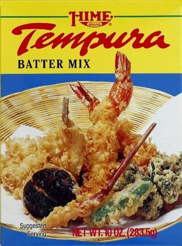 Hime Tempura Batter Mix, 10-Ounce Boxes (Pack of 12)