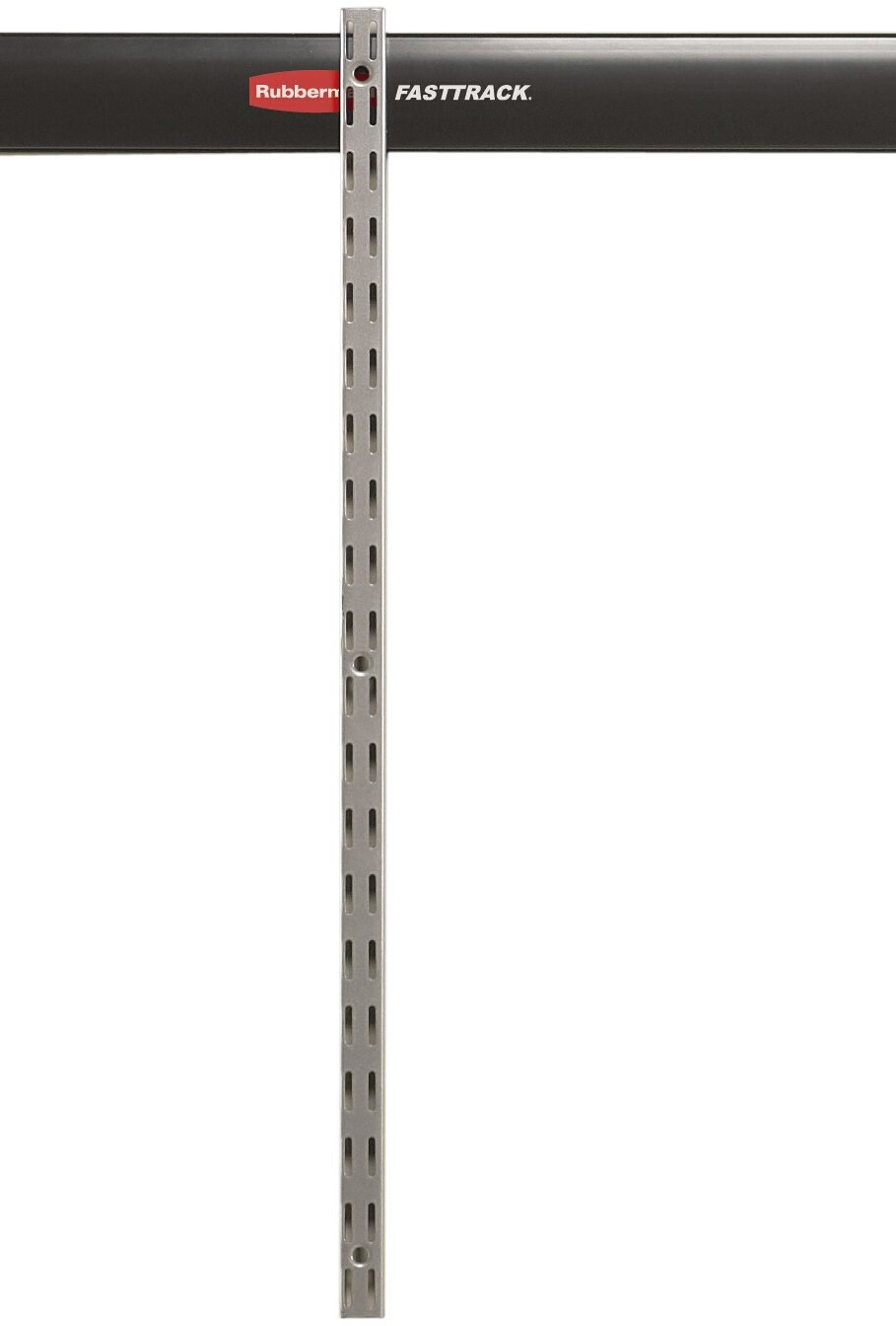 "Rubbermaid FastTrack Garage Storage System Upright Rail, 25"" (1784365)"