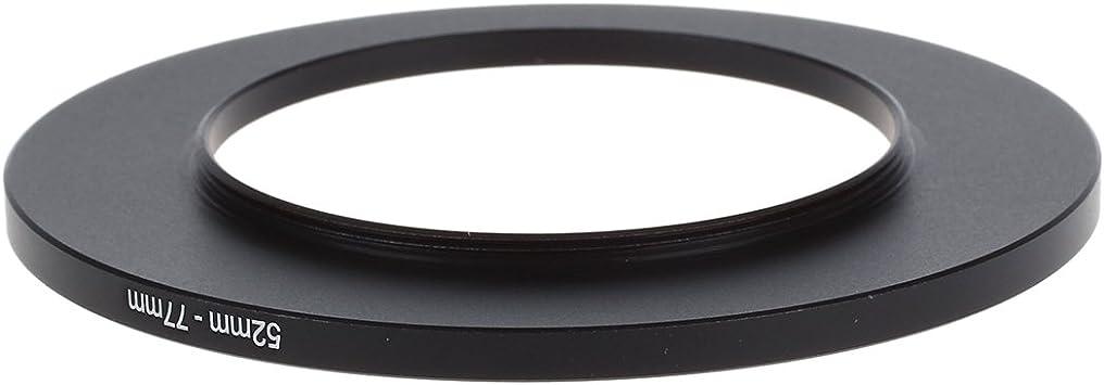 Sodial 52mm 77mm Metall Step Up Filter Adapter Ring Kamera