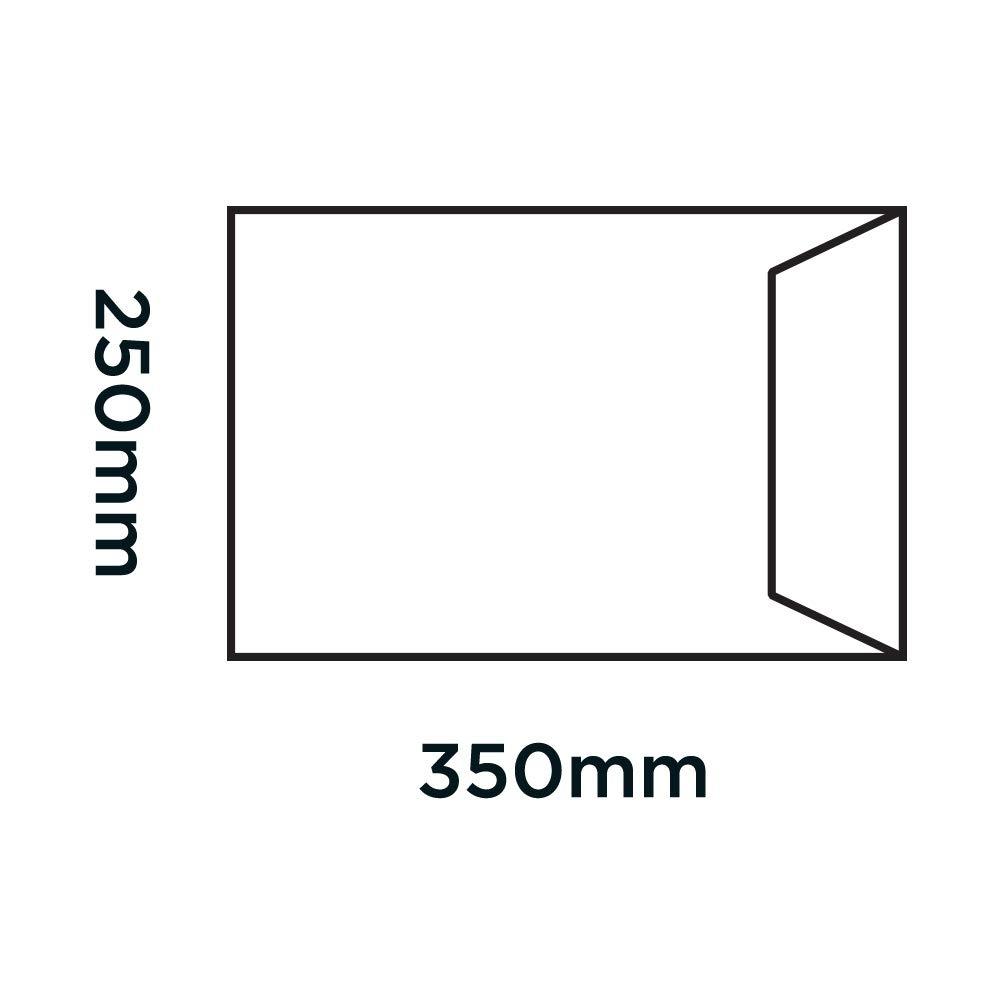 Pack of 100 MTPO250 Pumpkin Orange Blake Purely Packaging C5+ 250 x 180 mm Matt Metallic Padded Bubble Envelopes Peel /& Seal