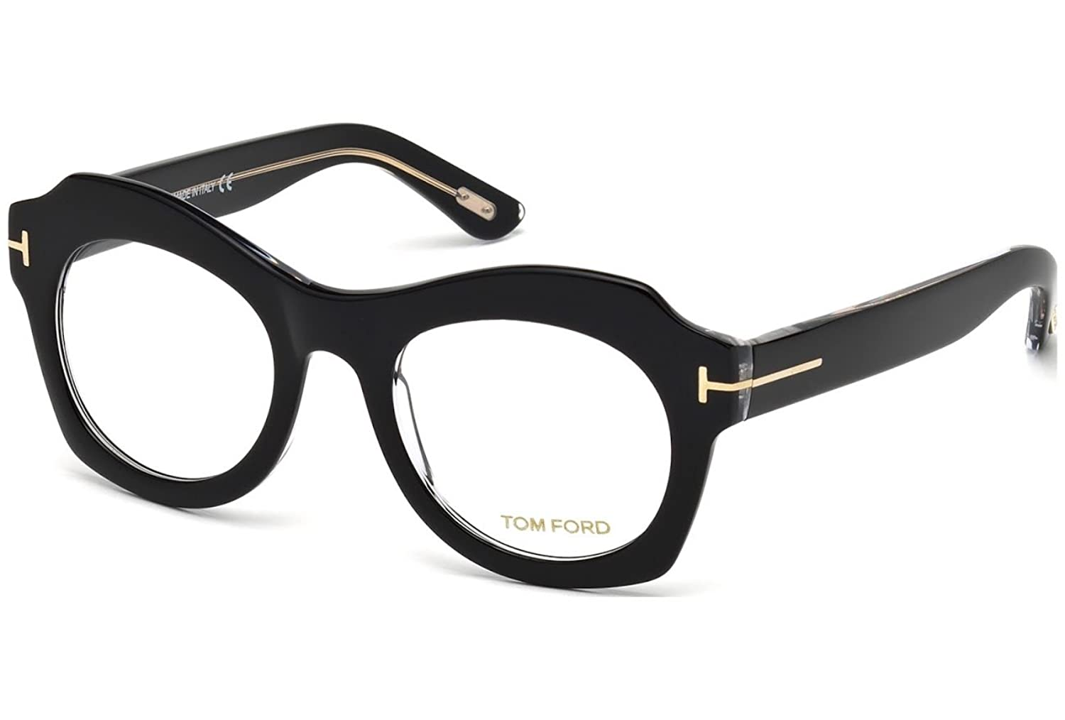 Eyeglasses Tom Ford Tf 5360 Ft5360 005 Black/Other by Tom Ford