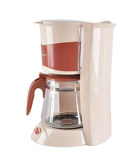 Cafetera Máquina de café Sistema antigoteo 1300ML Máquina de té de goteo portátil de 800 W