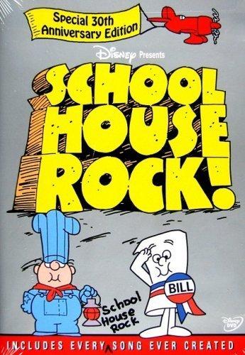 Schoolhouse Rock- 30th Anniversary by Schoolhouse Rock Ddwd 23048 (2004-02-29)