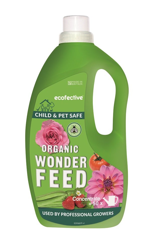 ecofective Organic Wonder Feed Concentrate 1.5L Sipcam ecf0037