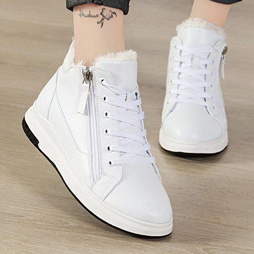 Zapatillas Altas Zapatillas Mujer Altas Blanco Lfeu Altas Blanco Mujer Blanco Zapatillas Mujer Lfeu Lfeu WpnHW