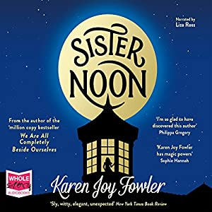 Sister Noon Audiobook