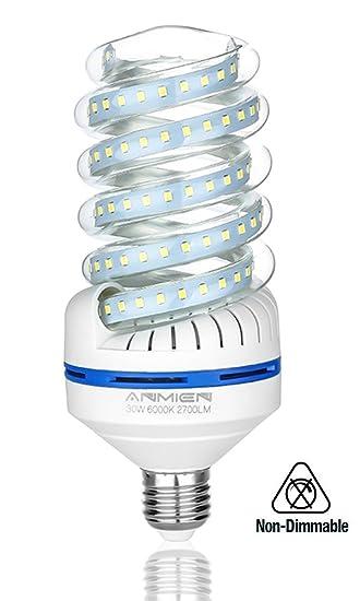 Bro Led Lampe 30 W E27 Entspricht 250 Watt Kaltweiss 6000 K