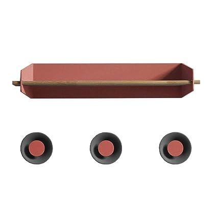 willesego wandregal moderne kreative wohnzimmer schlafzimmer badezimmer macarons wand rack haken kombination farbe grau