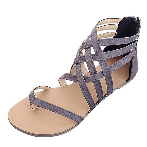 Vestir Mujer Zapatos Para De Plano Daytwork Sandalias Mujeres wkTPZiuXlO