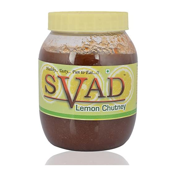 Svad Lemon Chutney - 800 GMS