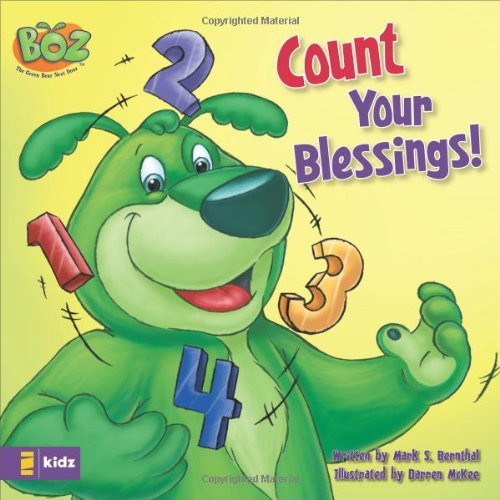 By Mark Bernthal Count Your Blessings! (BOZ Series) [Board book] pdf