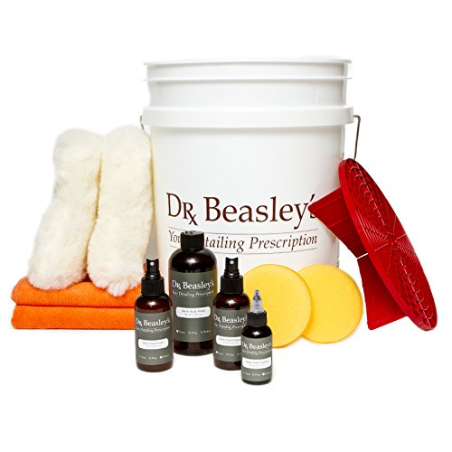 Dr. Beasley's MPK-310 Mini Matte Kit with Accessories