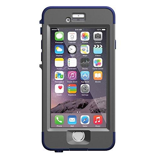 """LifeProof Nüüd wasserdichte Schutzhülle für Apple iPhone 6 """"Nightdrive"""", Blau"""