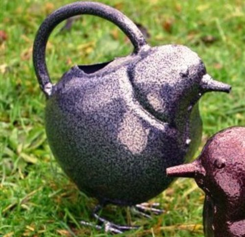 Silver Chick Watering Can ATP Gifts