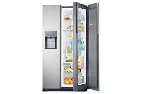 Samsung - Frigorífico Side by Side Food Show Case RH56J6918SL/EF ...