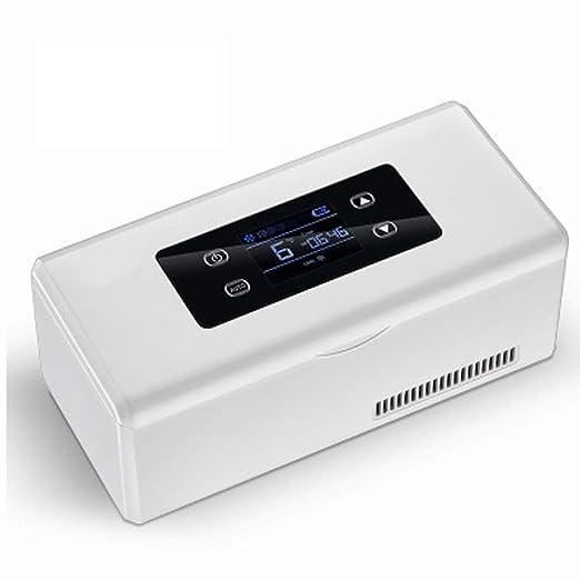 ABC - Nevera portátil de 3 a 5 insulinas para coche, mini pantalla ...