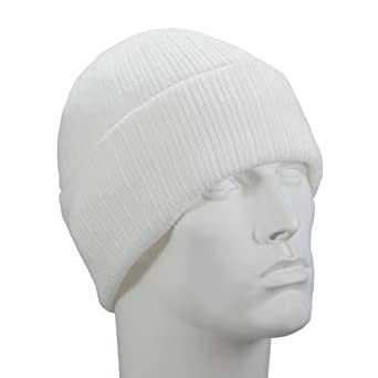 5fd1f93d245 Thinsulate Flex 100 Gram Ski Hat - Made in USA at Amazon Men s Clothing  store