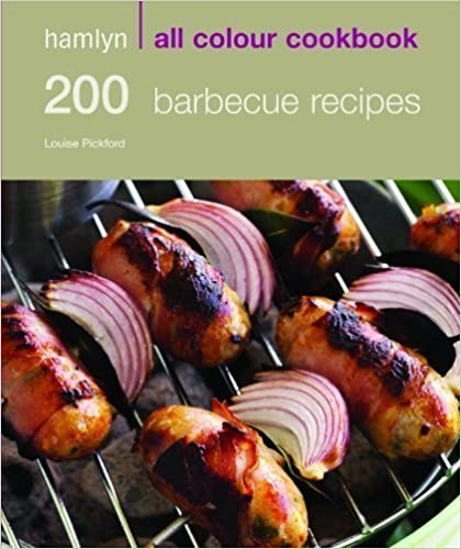 Book Hamlyn All Colour Cookbook 200 Barbecue Recipes: 200 BBQ Recipes by Louise Pickford, Hamlyn Cookbooks (2009)