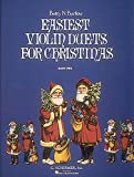 img - for Easiest Christmas Duets - Book 2: Score and Parts book / textbook / text book