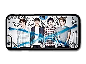 5 Seconds Of Summer Blue Cross Boyband case for iPhone 6 Plus by Maris's Diary