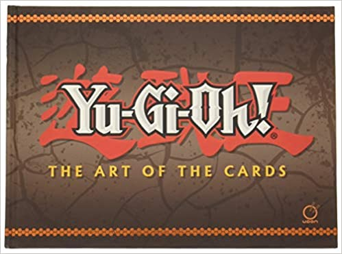 Yu-Gi-Oh! The Art of the Cards: UDON, Konami: 9781772940350