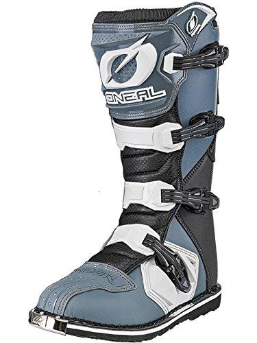 Oneal Rider EU Motocross botas Negro