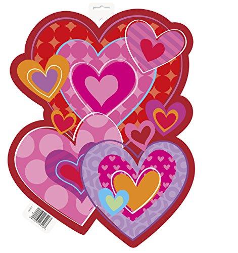 valentine door streamer - 9